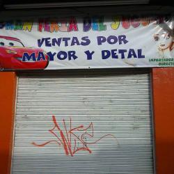 Gran Feria Del Juguete en Bogotá