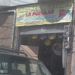 Gran Feria Escolar La Popular en Bogotá