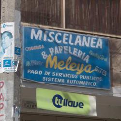 Miscelanea Y Papelería Meleya  en Bogotá