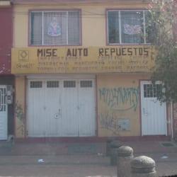 Mise Autos Repuestos en Bogotá