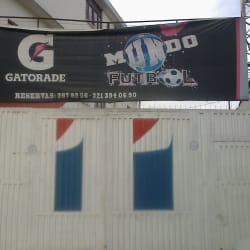 Mundo Fútbol  en Bogotá