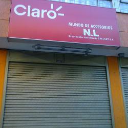 Mundo de Accesorios N.L en Bogotá
