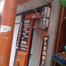 Adiccion Tattoo en Bogotá