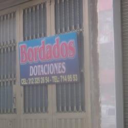 Bordados Dotaciones en Bogotá