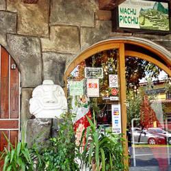 Machu Picchu en Santiago