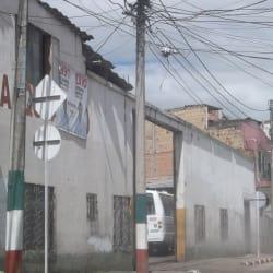 Parqueadero Calle 63L en Bogotá