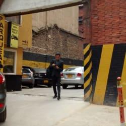 Parqueadero Calle 20 en Bogotá