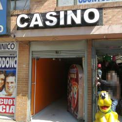 Casino Calle 162 Carrera 8 en Bogotá