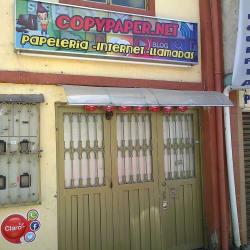 Copypaper.net en Bogotá