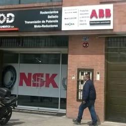 Disrod en Bogotá