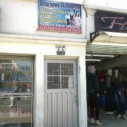 Dotaciones y Uniformes Calle 162 Carrera 8B en Bogotá
