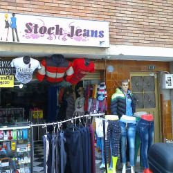 Stock Jeans en Bogotá