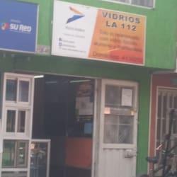Vidrios la 112 en Bogotá