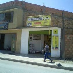 Ferredeposito Calle 86A en Bogotá