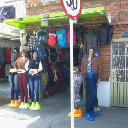 Almacén De Ropa Calle 162 Carrera 8B  en Bogotá