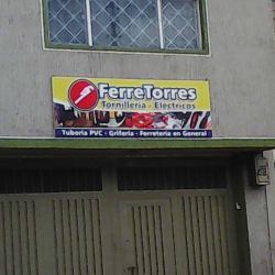 Ferretorres Carrera 104 en Bogotá