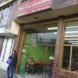 Pan La Casona Carrare 19 con 161A en Bogotá