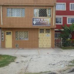 Corporación Social y Deportiva Rayo Vallecano en Bogotá