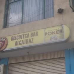 Discoteka Bar Alcatraz en Bogotá