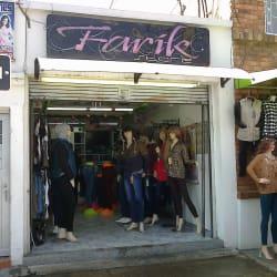Farik Store en Bogotá