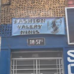 Fashion Valery Ninis en Bogotá