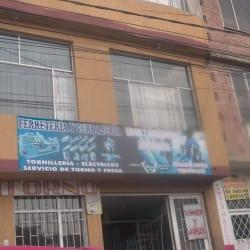 Ferreteria Y Cerrajeria en Bogotá
