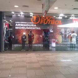 100% Futbol - Mall Plaza Alameda en Santiago