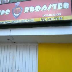 Fripo Broaster en Bogotá