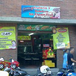 Heladeria Ice Cream Fruit en Bogotá