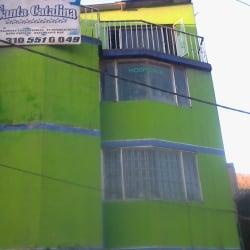 Hospedaje Santa Catalina en Bogotá
