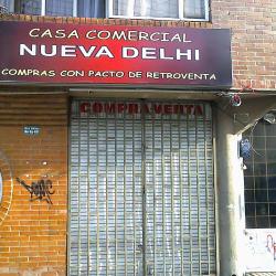 Casa Comercial Nueva Delhi en Bogotá