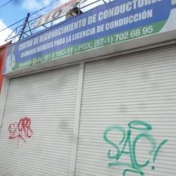 Centro de Reconocimiento de Conductores Calle 161 en Bogotá