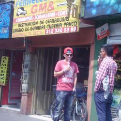 Ferrelectricos GM& en Bogotá
