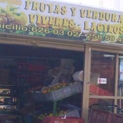 Frutas y Verduras el Paraíso  en Bogotá