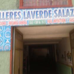 Talleres Laverde Salazar en Bogotá