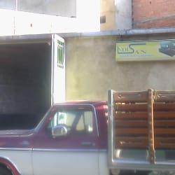 Indusan en Bogotá