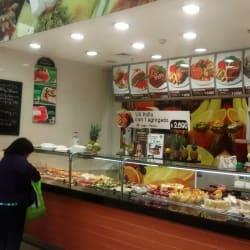 Fruto´s - Mall Plaza Alameda en Santiago