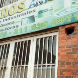 Induaceros Anrod en Bogotá