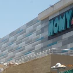 Homy - Mall Plaza Vespucio  en Santiago
