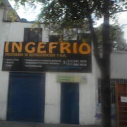 Ingefrio  en Bogotá