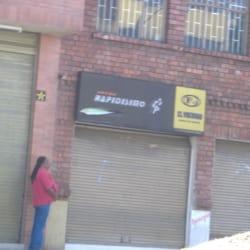 Inter Rapidisimo Transversal 24I con 14A en Bogotá