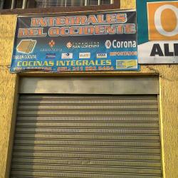 Integrales del Occidente en Bogotá