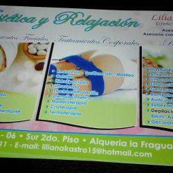 Estética Y Relajación Liliana Castro en Bogotá