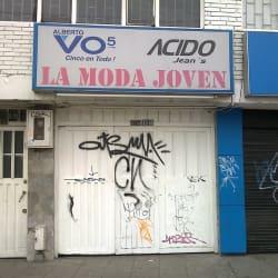 La Moda Joven en Bogotá