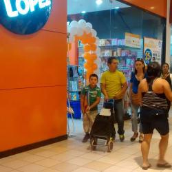 Librería Lápiz López - Mall Plaza Norte en Santiago