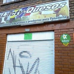 Lacty-Quesos en Bogotá