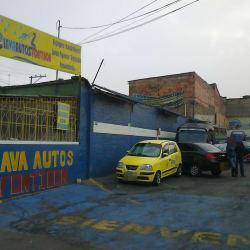 Cafetería Lava Autos  en Bogotá