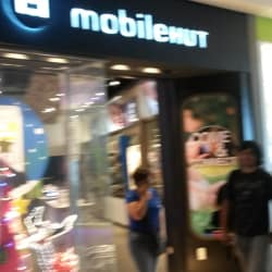Mobile Hut - Mall Plaza Alameda en Santiago