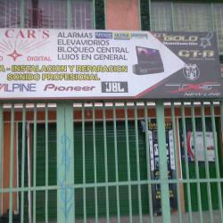 Le Car's en Bogotá