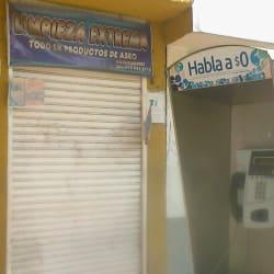 Limpieza Extrema en Bogotá